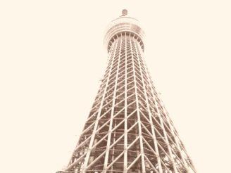 東京スカイツリー行ってきました1(昼間)^^