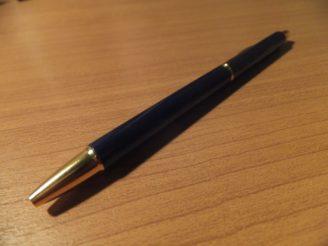 【税理士試験、計算用に使うボールペン探し】 ~PILOTカヴァリエとユニボール シグノのレフィルを合わせて~