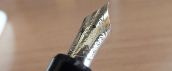 カスタム74(パイロット)こそ、初購入の本格万年筆! その書き味は未知との遭遇でした