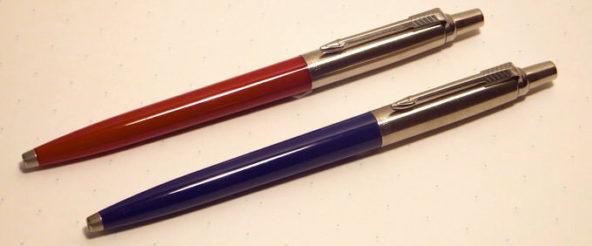 パーカーの定番ボールペン・ジョッター。キホンをしっかり押さえた 良い意味で「無難」な一本