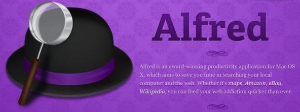 Macを初購入し最初に導入したのは、ランチャーアプリの『Alfred』でした。 すごくイケてる帽子です