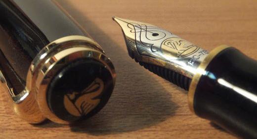 スーベレーンM800(ペリカン)が、憧れの3本目の万年筆! 20歳の誕生日に味わえた、ぬらっとした書き心地!≡