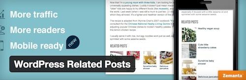 関連記事を表示出来るプラグイン, WordPress Related Postsを設置