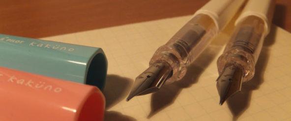 子供向け万年筆カクノ(kakuno)の新色登場! ペン先顔がウインクに変わる等、変更点は3つ
