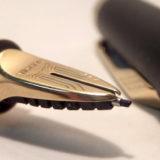 インジェニュイティ(パーカー)は第五世代の筆記具。気持ちイイ書き味と取り回しの良さで永らく愛用中