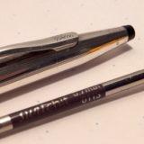 クロスのボールペン(クラシックセンチュリー)をスイッチ・イットでシャープペンシルにチェンジ