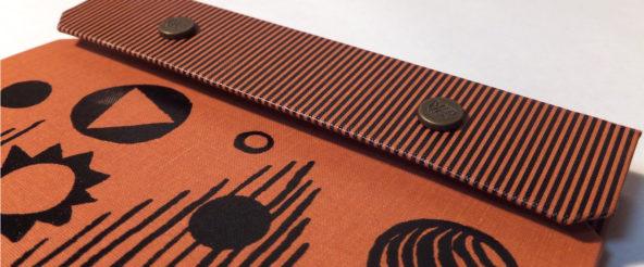 ポスタルコのスナップパッド (SNAP PAD)。質感の良い お洒落なクリップボード